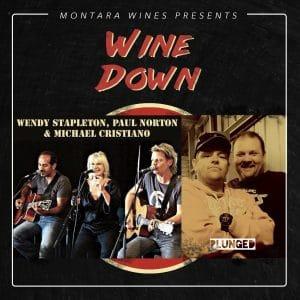 Wendy, Paul, Michael Wine Down November 2017