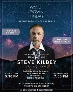 Montara Wines | An evening Under the Milky Way with Steve